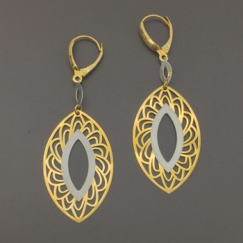 Χρυσά σκουλαρίκια 14Κ