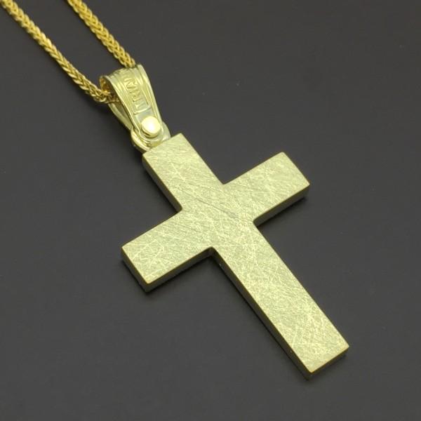 Σταυρός ΤΡΙΑΝΤΟΣ  14Κ